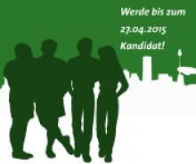 Jugendstadtrat 2015 Wahlwerbung