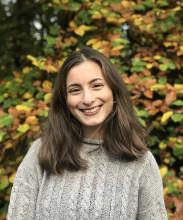 Mariam Hadizadeh, Mitarbeiterin im städtischen Jugendzentrum Café Fox