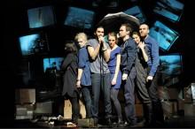 Szene aus Common Ground von Yael Ronen & Ensemble