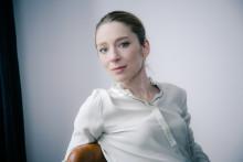 Kathleen Morgeneyer ist Mitglied der Jury für den Dramatikpreis 2021 / Foto: Christian Hartmann