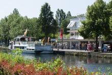 Die Weiße Flotte Mülheim am Wasserbahnhof