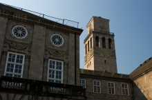 Das Büromuseum befindet sich in der 10. Etage des Rathausturmes.