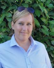 Diane Hüttermann, Mitarbeiterin im städtischen Jugendzentrum Café Fox