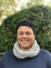 Sonja Hemmer, Mitarbeiterin, städtisches Jugendzentrum Café Fox
