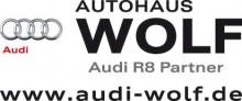Logo Autohaus Wolf (Audi)