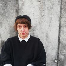 """Mara Henni Klimek ist Teil der szenischen Forscher:innen bei den """"Stücken 2021"""" / Foto: Inga Behring"""