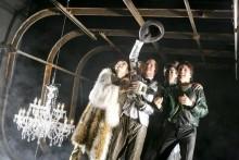 Felicia Zeller: Zweite allgemeine Verunsicherung, Schauspiel Frankfurt / Foto: Birgit Hupfeld