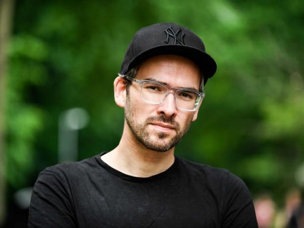 Konstantin Küspert / Foto: Sebastian Hoppe