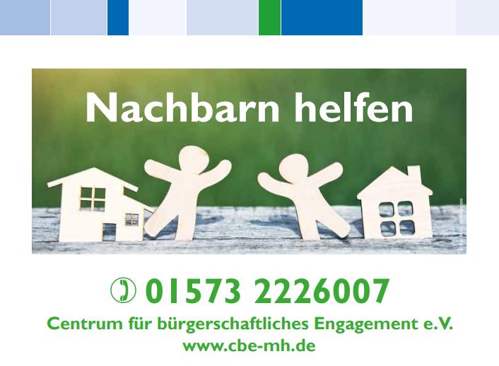 "Titelbild: Flyer/Informationsblatt ""Nachbarn helfen"""