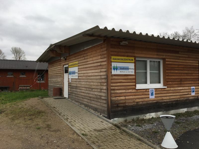 Diagnosezentrum in Saarn
