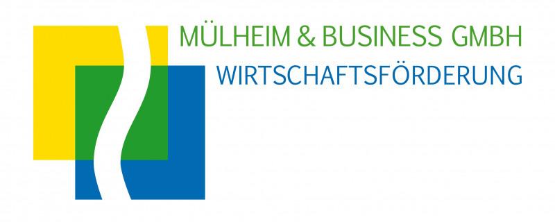 Logo der Mülheim & Business GmbH Wirtschaftsförderung