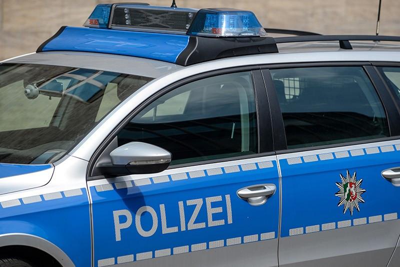 Polizeiwagen der Polizei Essen/Mülheim an der Ruhr