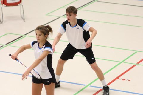 Jarne Schlevoigt und Julia Meyer